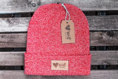 beanie-weltverliebt-coral-heather-red