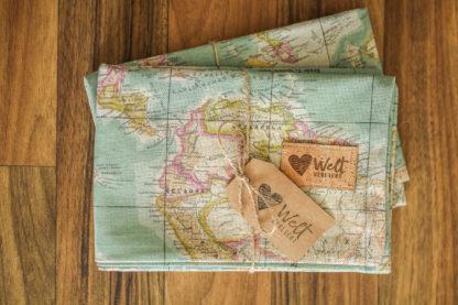 Kissenbezug-Kissenhuelle-Weltkarte-Vintage-Reisen