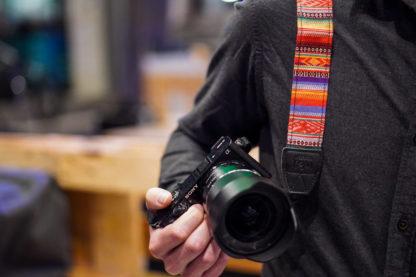 Kameragurt-Kameraband-Vintage-Retro-Bunt-5