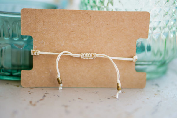 Armband-Ibiza-Muschel-Verschluss