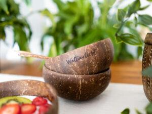 Kokosnuss-Schale-Coconut-Bowl